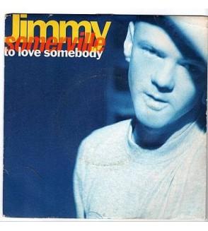 To love somebody / Rain (7'' vinyl)