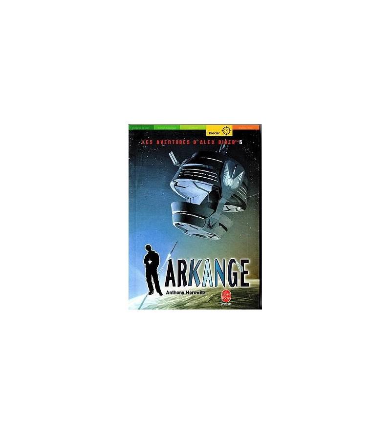 Les aventures d'Alex Rider 6 : Arkange