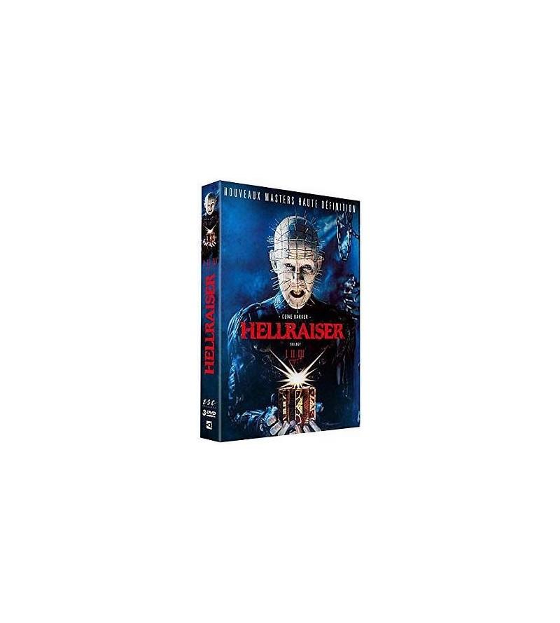 Coffret Hellraiser I – II – III (3 DVD)