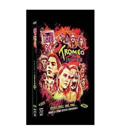 Tromeo & Juliet (DVD + Blu-ray)