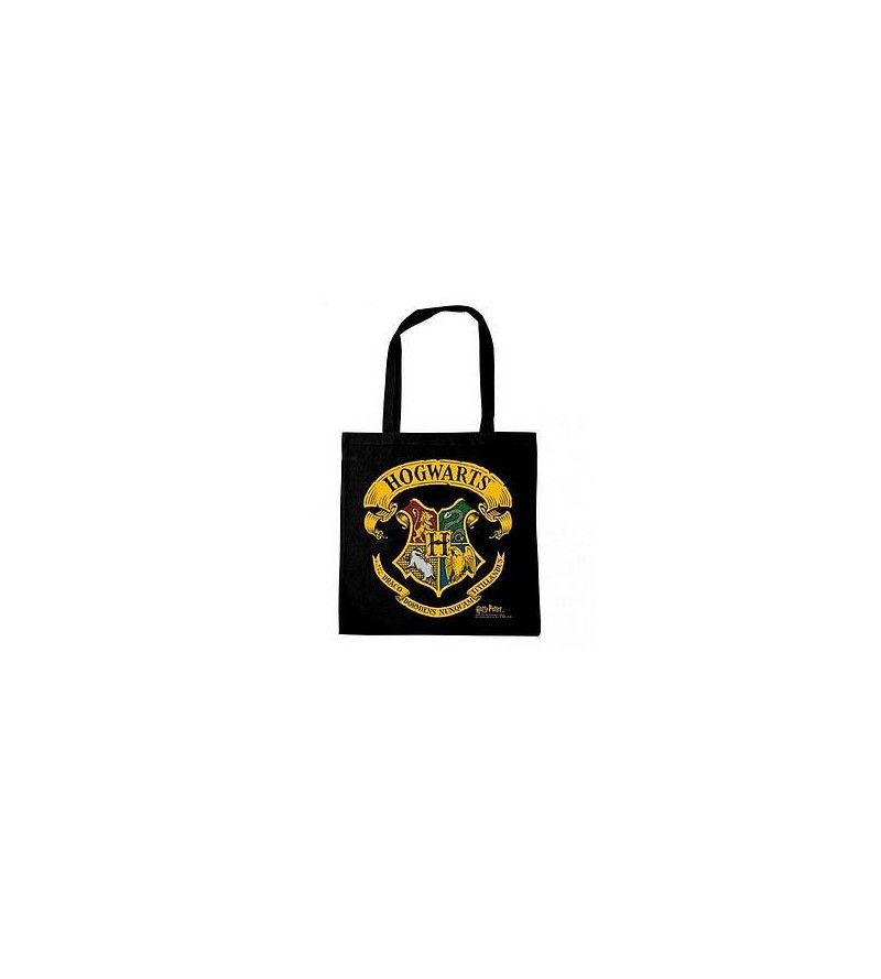 Sac en toile Harry Potter : Hogwarts