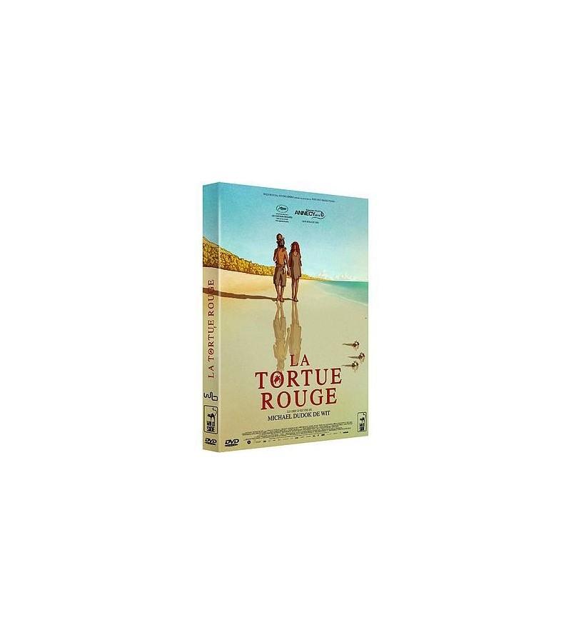 La tortue rouge (DVD)