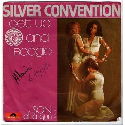 Get up and boogie / Son of a gun (7'' vinyl)