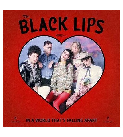In a world that's falling apart (CD)
