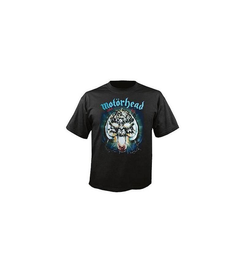 T-shirt Motörhead : Overkill