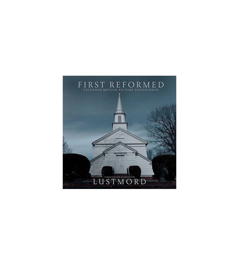 First reformed soundtrack (CD)