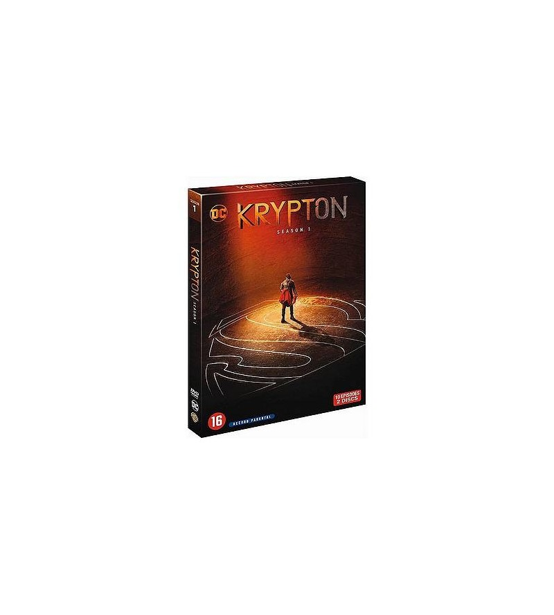 Krypton saison 1 (2 DVD)