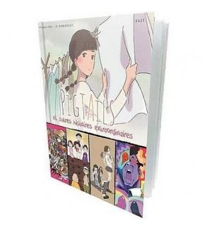 Pigtails (Blu-ray + livre)