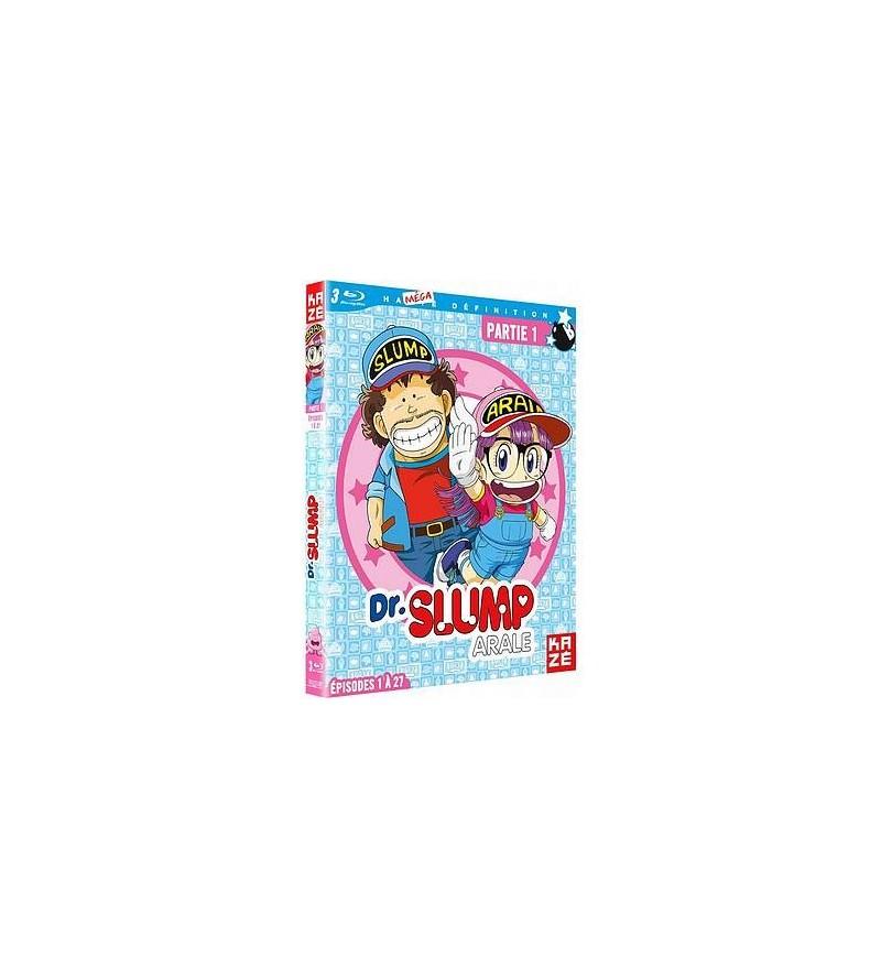 Dr. Slump Arale megabox 1 (3 Blu-ray)
