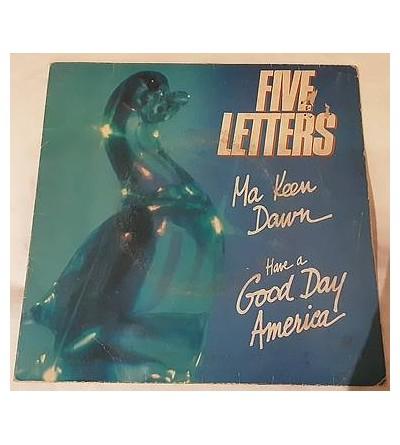 Ma Keen Dawn / Have a good day America (7'' vinyl)