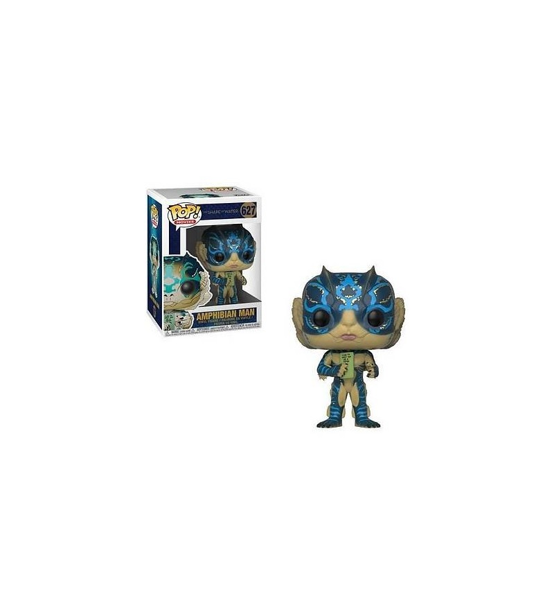 Figurine pop! The shape of water : Amphibian man (N°627)