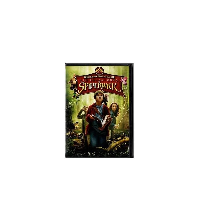 Les chroniques de Spiderwick (DVD)