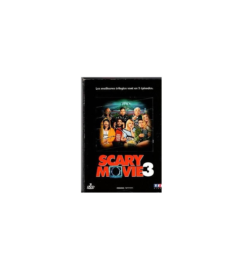 Scary movies 3 (2 DVD)