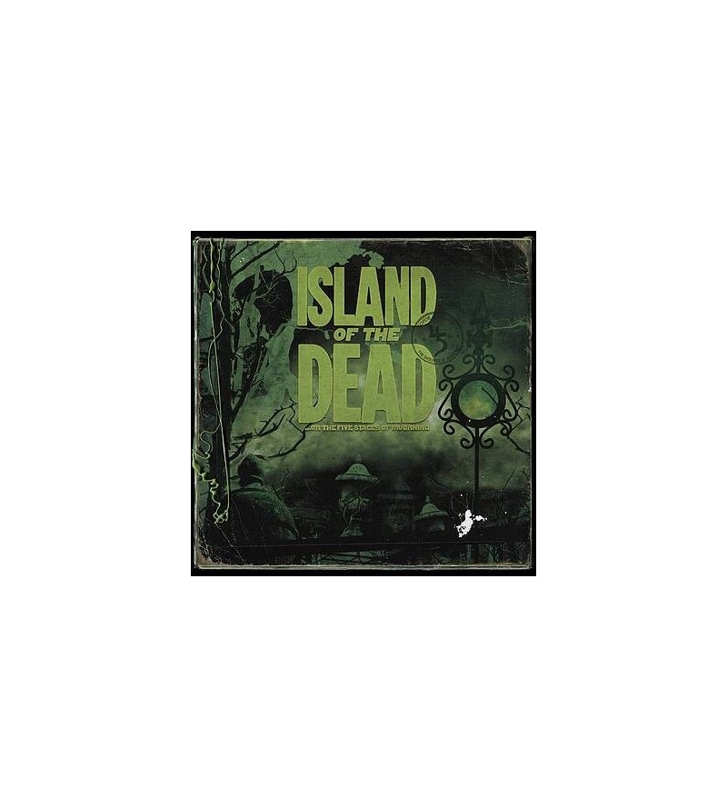 Island of the dead (Ltd edition CD)