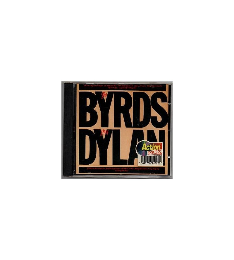 The byrds play Dylan (CD)