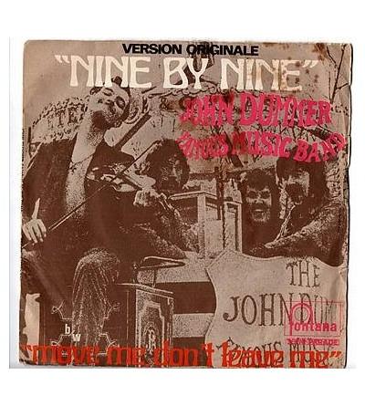 Nine by nine / Move me, don't leave me (7'' vinyl)