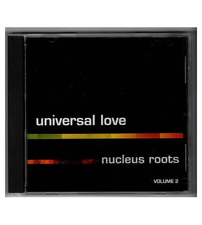 Universal love volume 2 (CD)