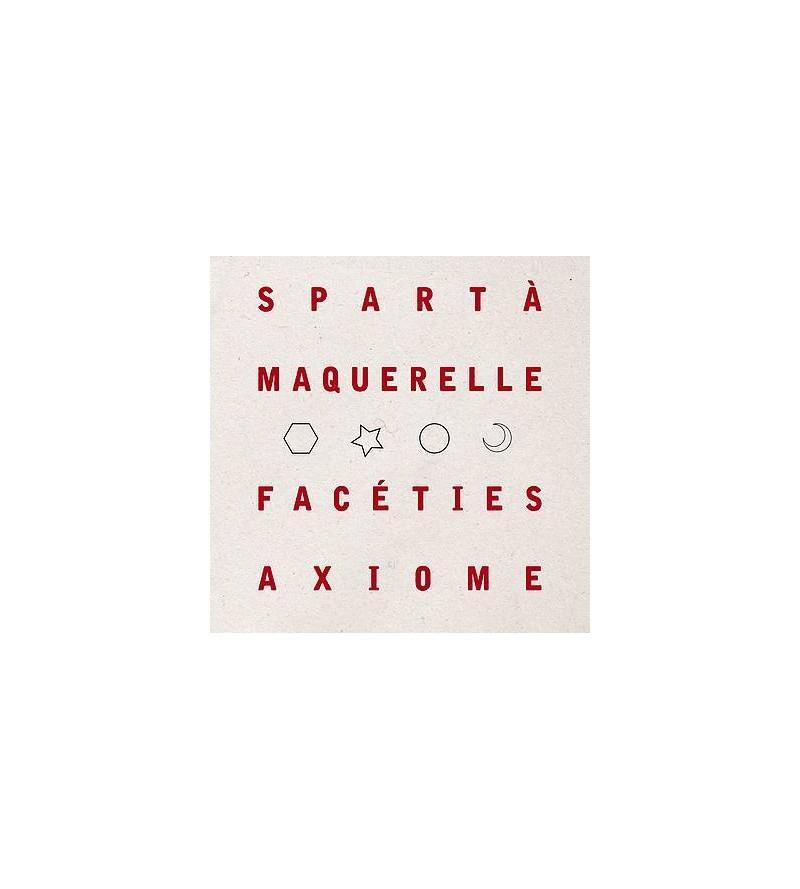 Facéties / Axiome (Ltd edition 12'' vinyl)