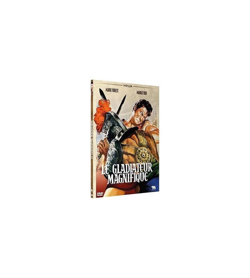 Le gladiateur magnifique (DVD)