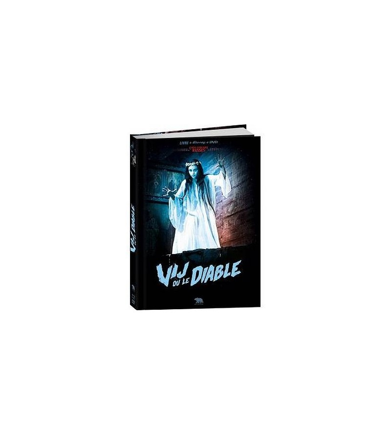 Vij ou le diable (Blu-ray + DVD + livre)