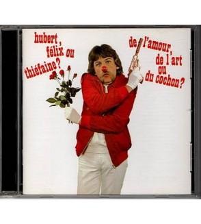 De l'amour, de, l'art ou du cochon (CD)