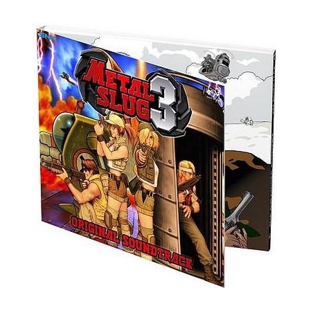 Metal slug 3 original soundtrack (CD)