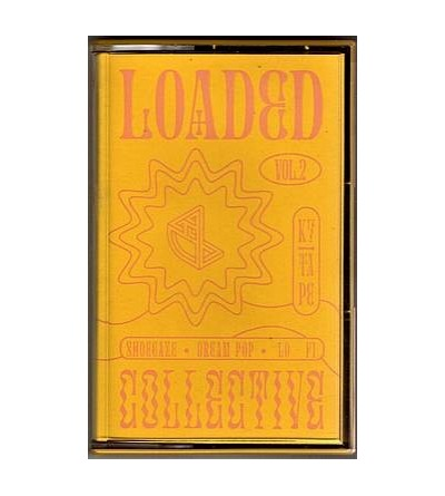 Loaded collective vol. 2 (Ltd edition cassette tape)