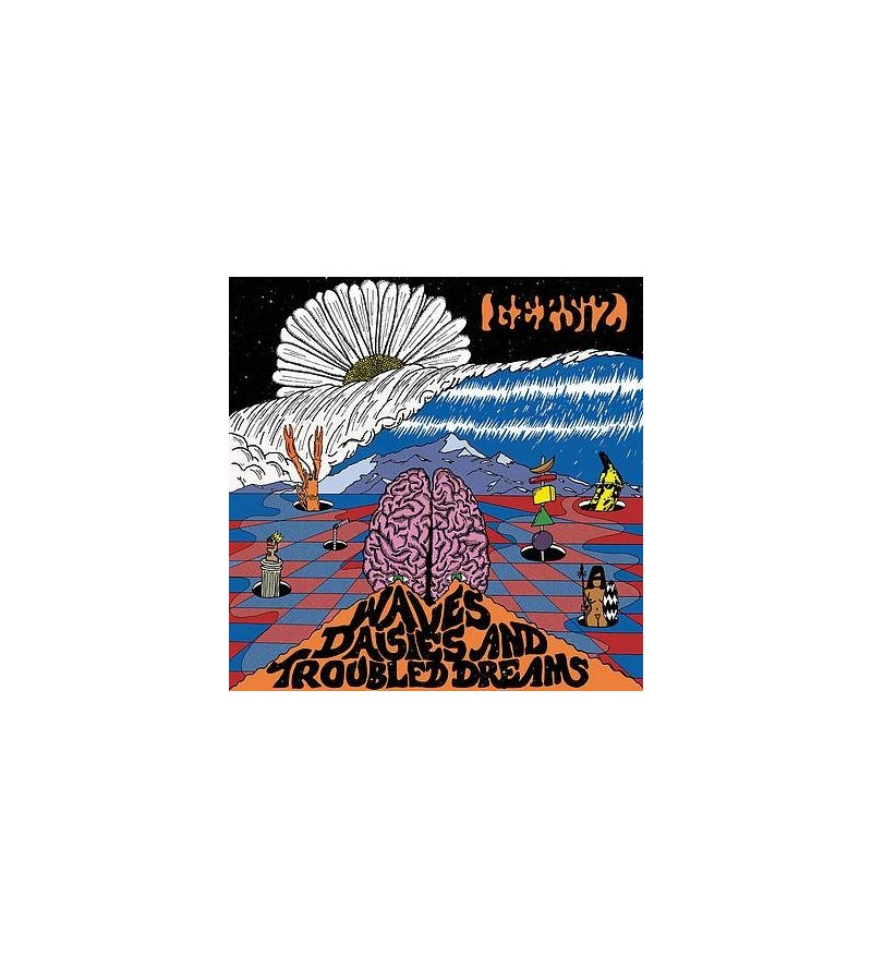 Waves, daisies and troubled dreams (CD)