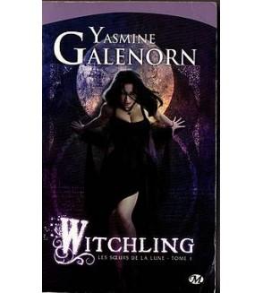 Les sœurs de la lune 1 : witchling