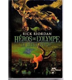 Héros de l'Olympe 1 : le héros perdu