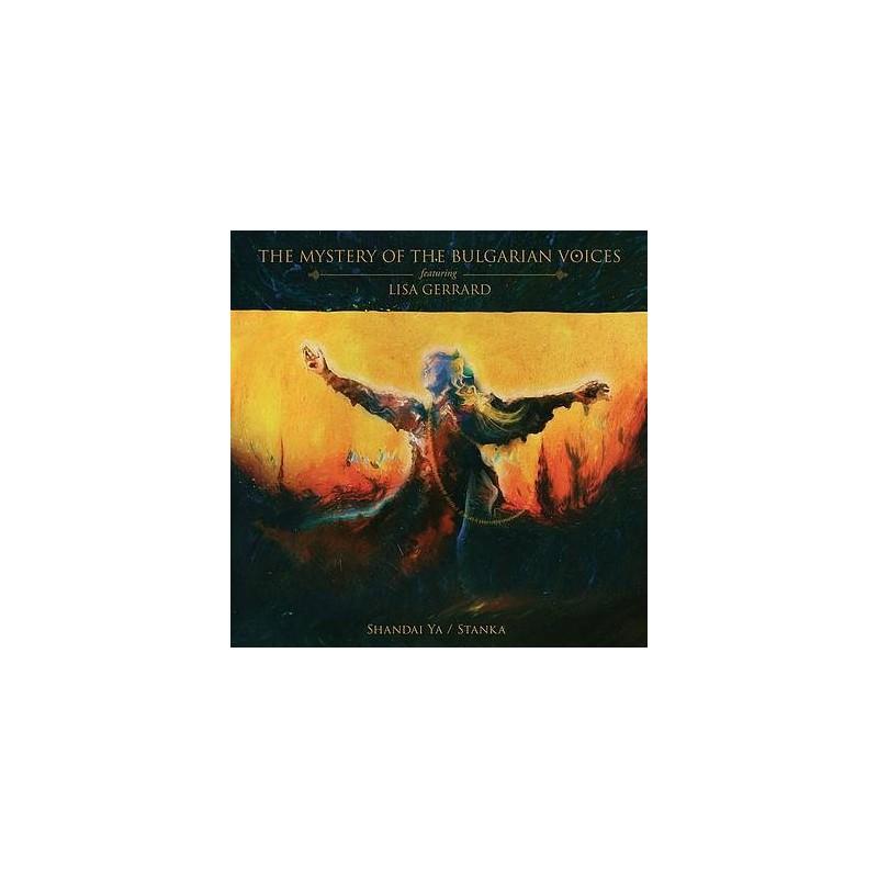 Shandai ya / Stanka (CD)