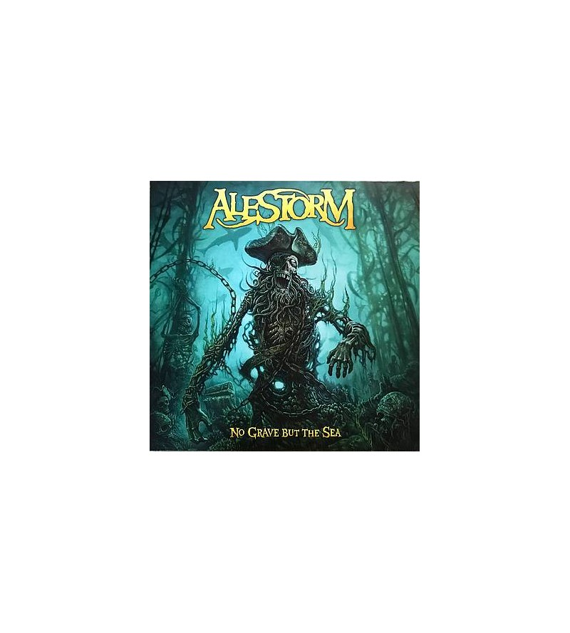 Alestorm : No grave but the...