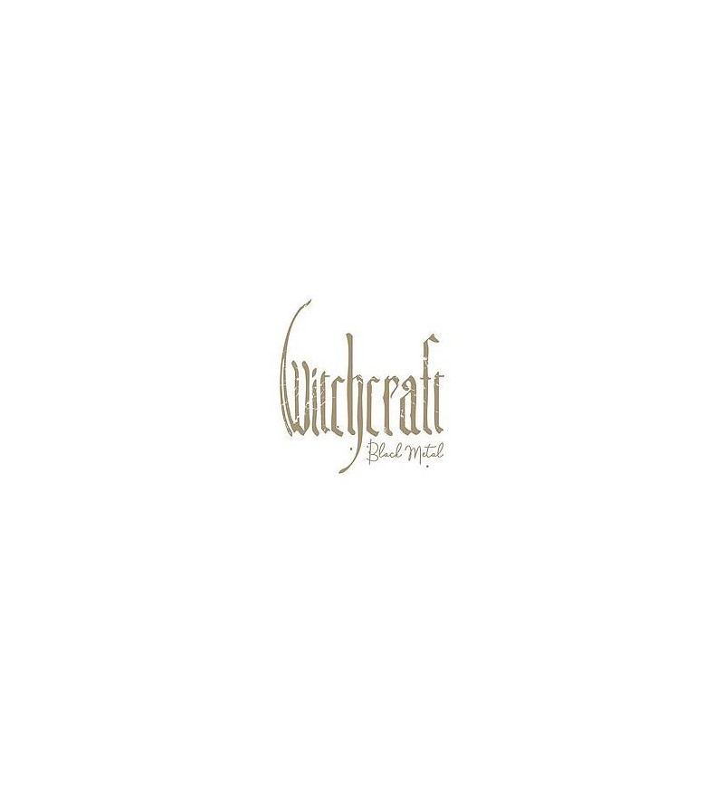 Witchcraft : Black metal (CD)