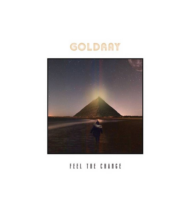 Goldray : Feel the change (CD)