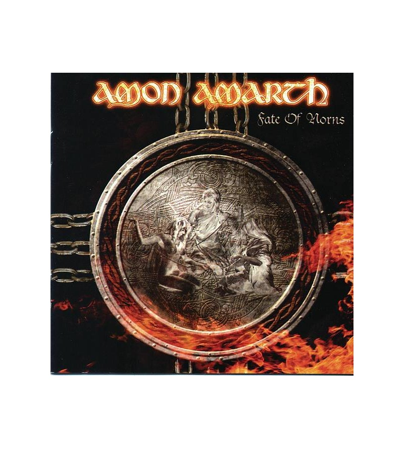 Amon amarth : Fate of norns...