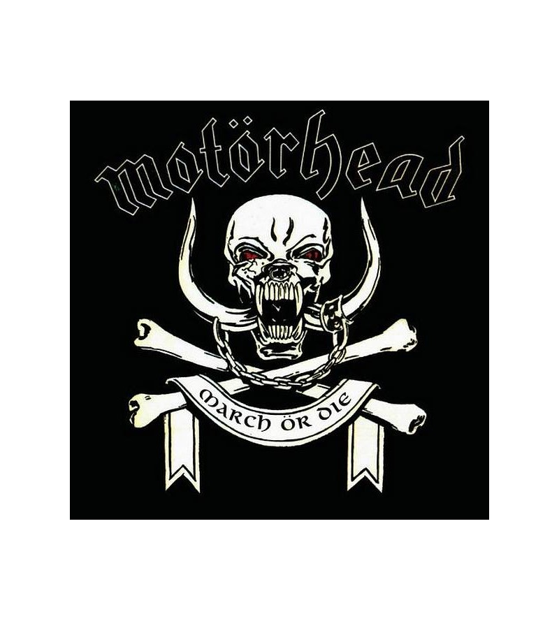 Motörhead : March ör die (CD)