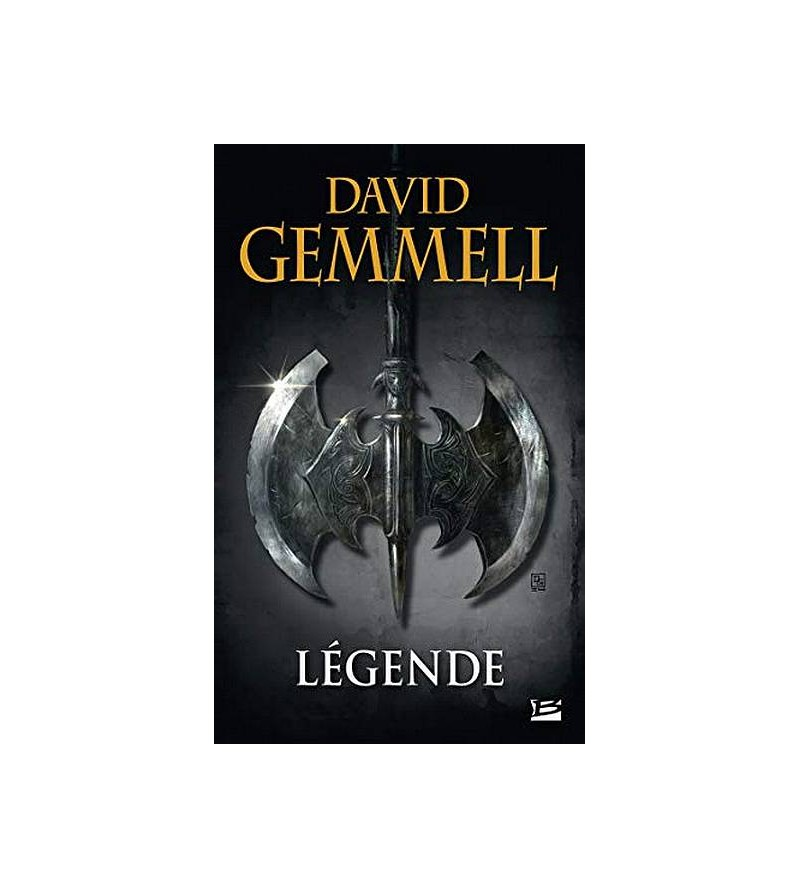 David Gemmell : Légende