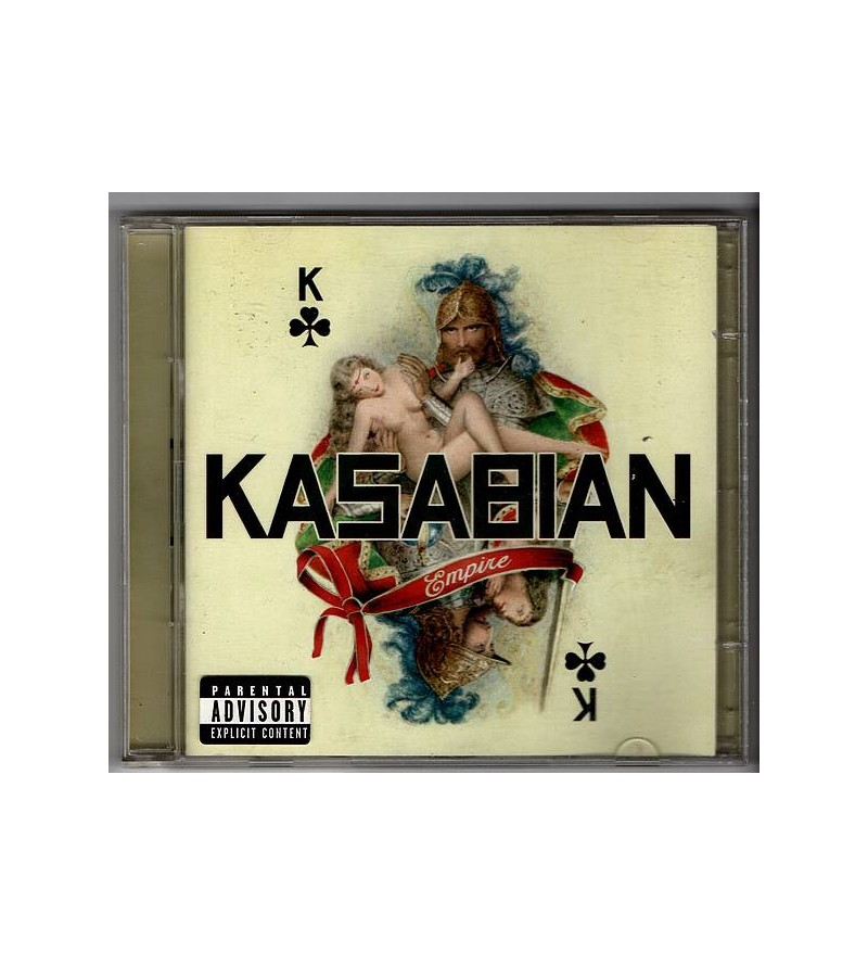 Kasabian : Empire (CD + DVD)