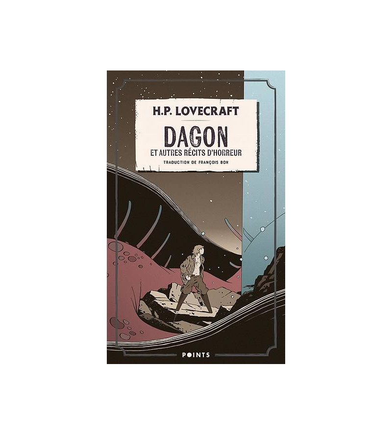 H.P. Lovecraft : Dagon