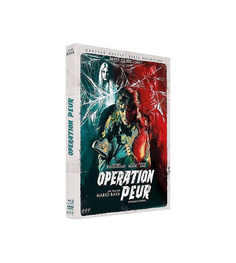 Mario Bava : Opération peur...