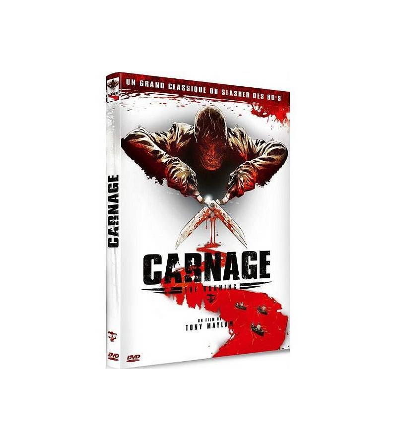 Tony Maylam : Carnage (DVD)
