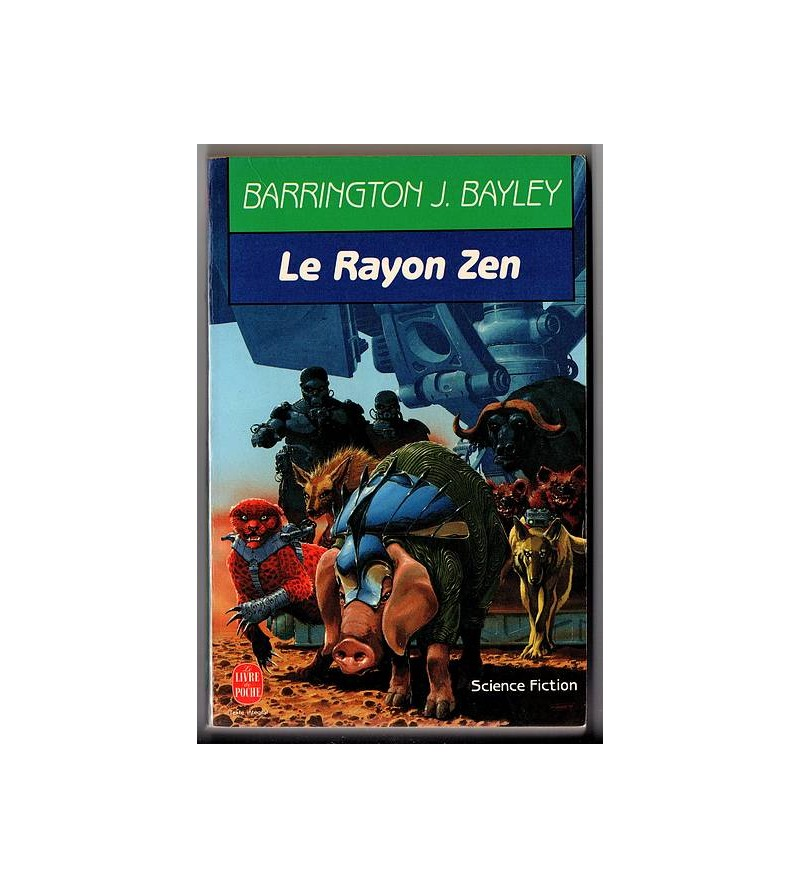 Barrington J. Bayley : Le...