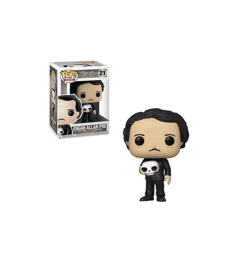 Figurine pop! Edgar Allan...