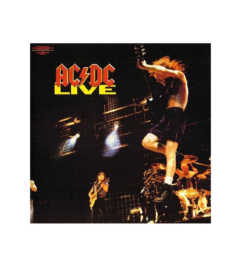 AC/DC : Live (2 X 12'' vinyl)