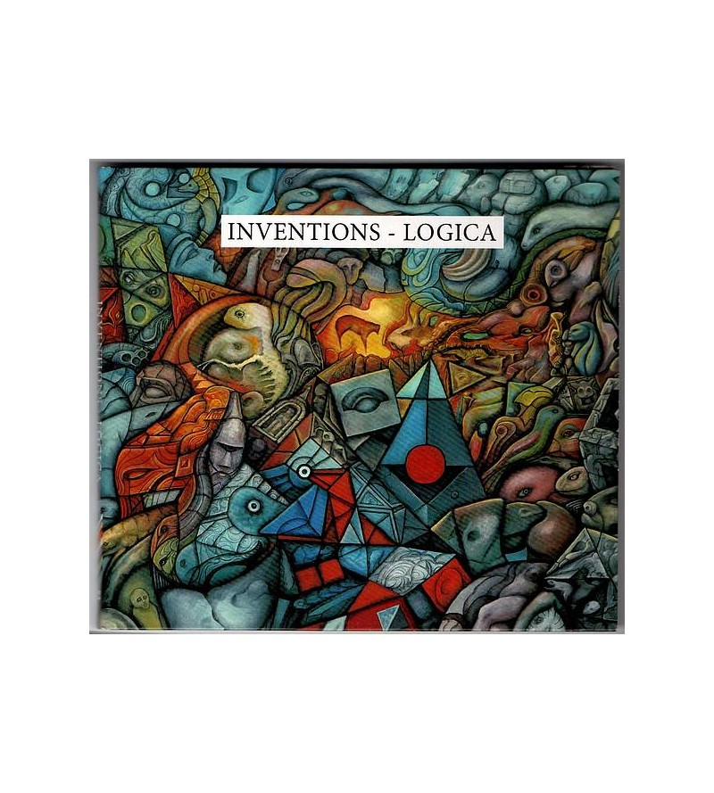 Inventions : Logica (CD)