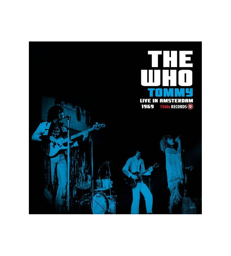 The Who : Tommy live in...