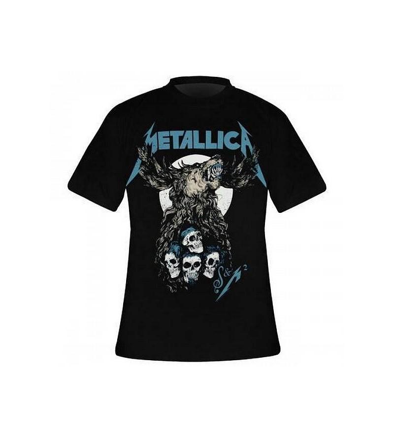 T-shirt Metallica : S&M 2...