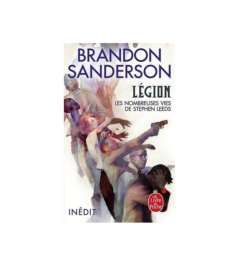 Brandon Sanderson : Légion...