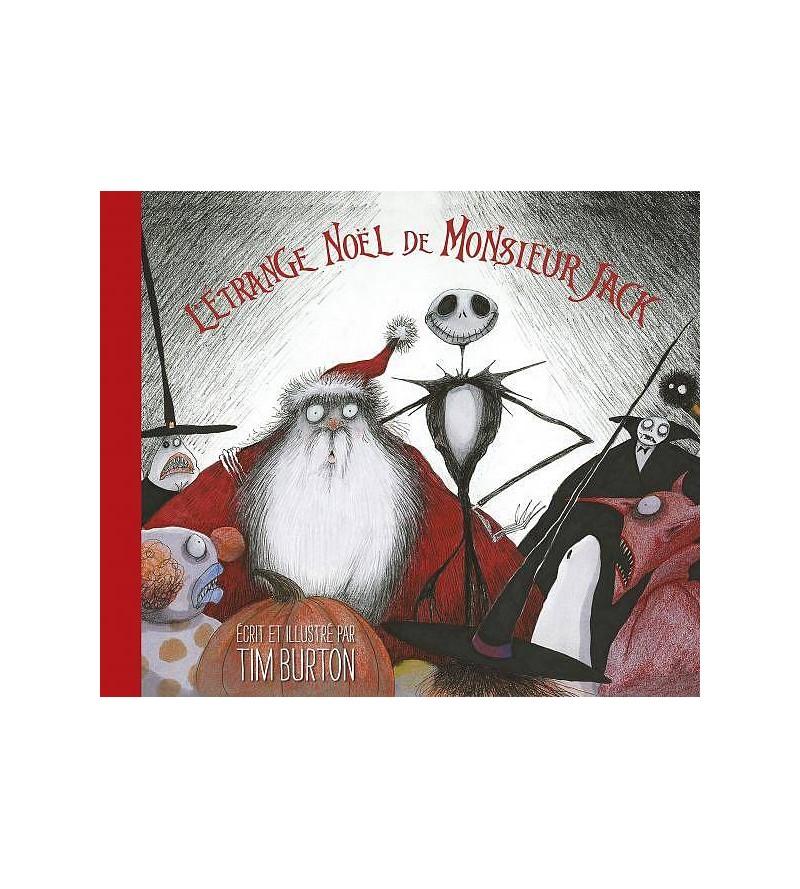 Tim Burton : L'étrange Noël...