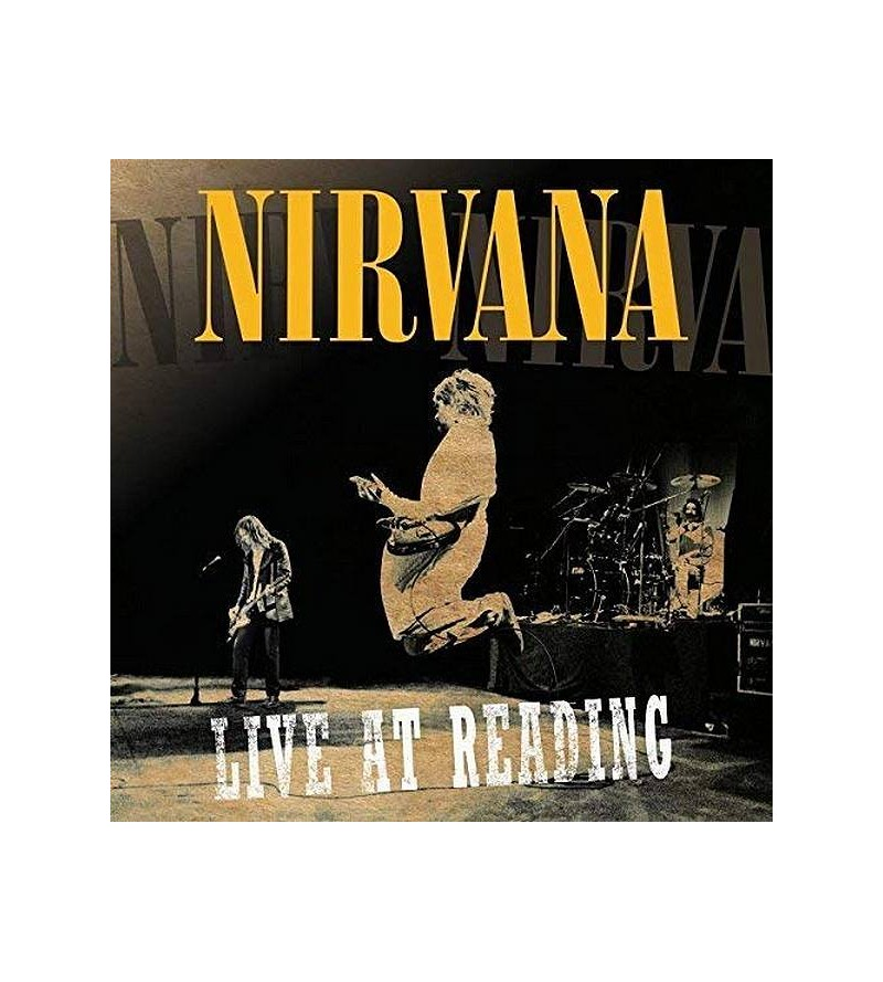 Nirvana : Live at Reading (CD)